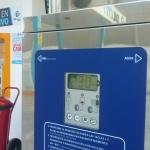 Manómetro digital inflado de neumáticos