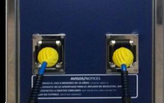 Inflador neumaticos aire
